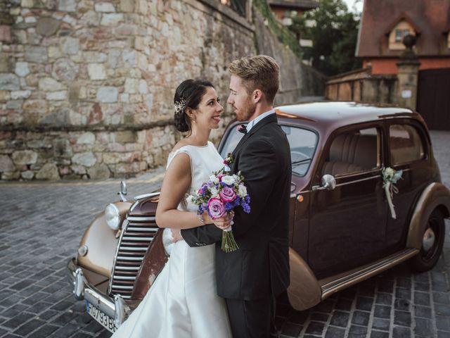 La boda de Mikel y Maria en Donostia-San Sebastián, Guipúzcoa 67