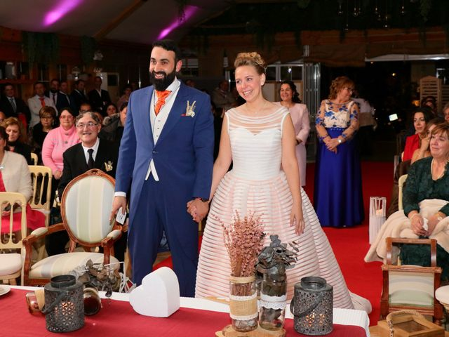 La boda de Juanma y Sara en Illescas, Toledo 13