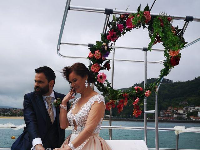 La boda de Javi y Elvira Judit en Donostia-San Sebastián, Guipúzcoa 8