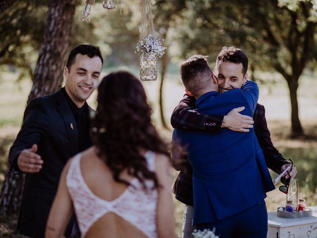 La boda de Artur y Gina en Puig-reig, Barcelona 69