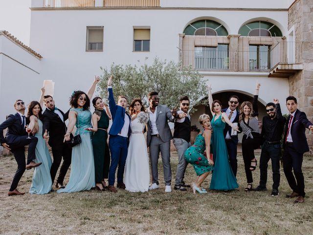 La boda de Artur y Gina en Puig-reig, Barcelona 101
