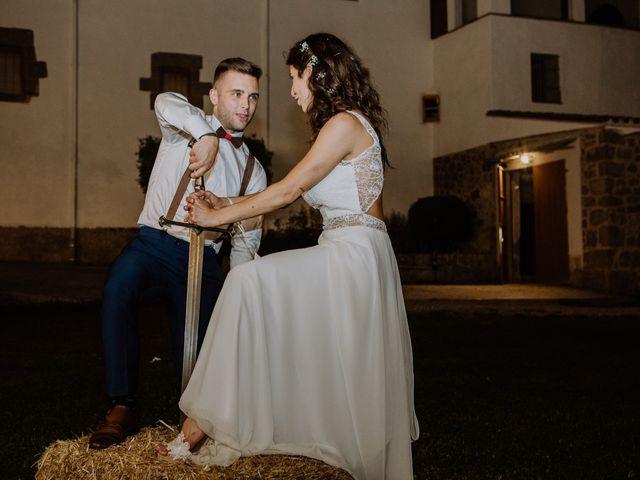 La boda de Artur y Gina en Puig-reig, Barcelona 124