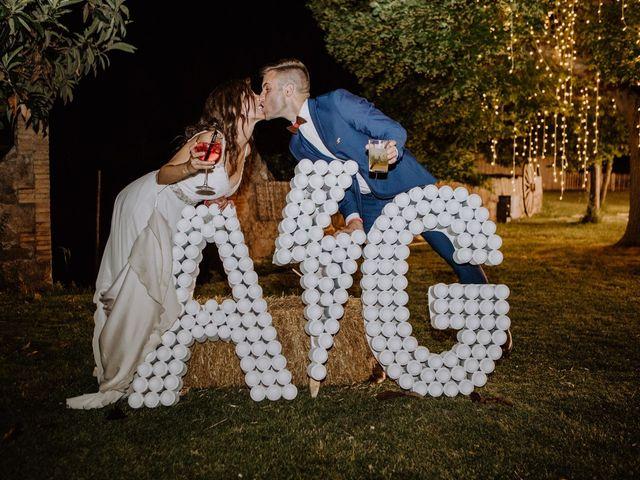 La boda de Artur y Gina en Puig-reig, Barcelona 139