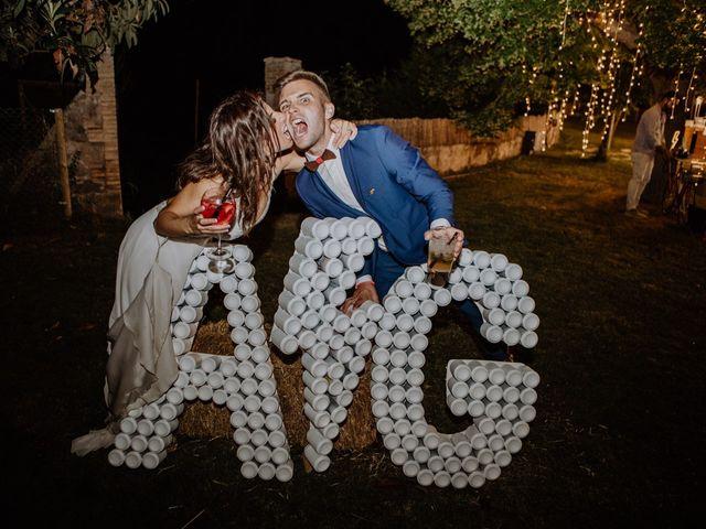La boda de Artur y Gina en Puig-reig, Barcelona 140