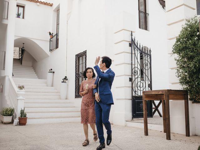 La boda de Visoth y Beatriz en Altea, Alicante 16