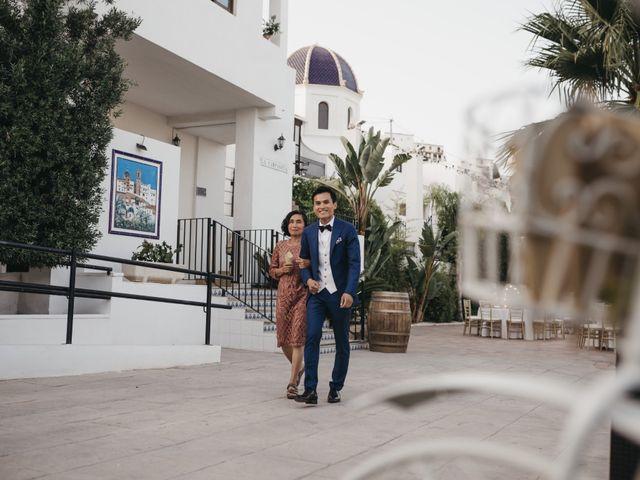 La boda de Visoth y Beatriz en Altea, Alicante 17