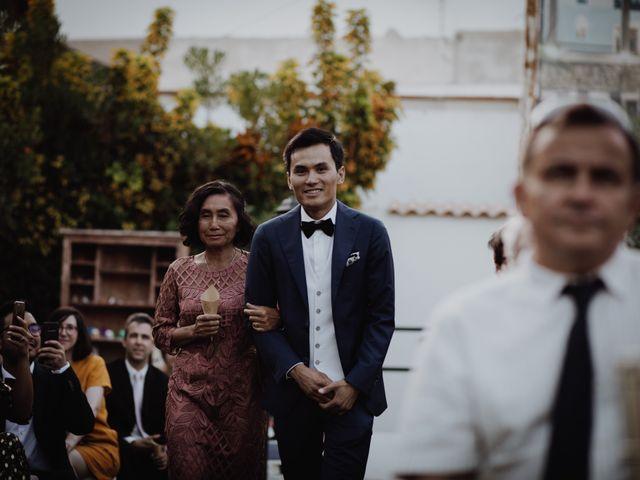 La boda de Visoth y Beatriz en Altea, Alicante 23