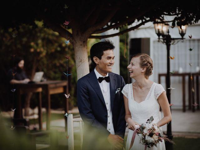 La boda de Visoth y Beatriz en Altea, Alicante 25