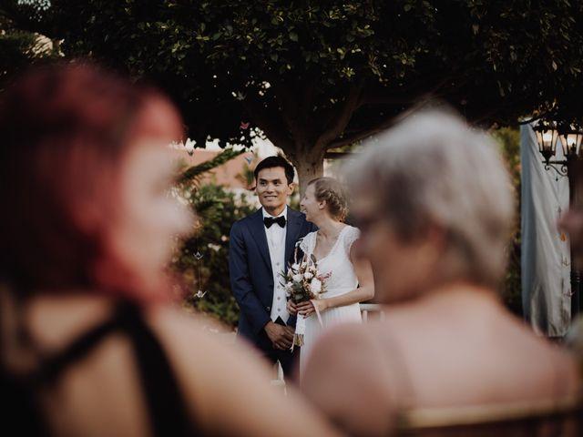 La boda de Visoth y Beatriz en Altea, Alicante 27