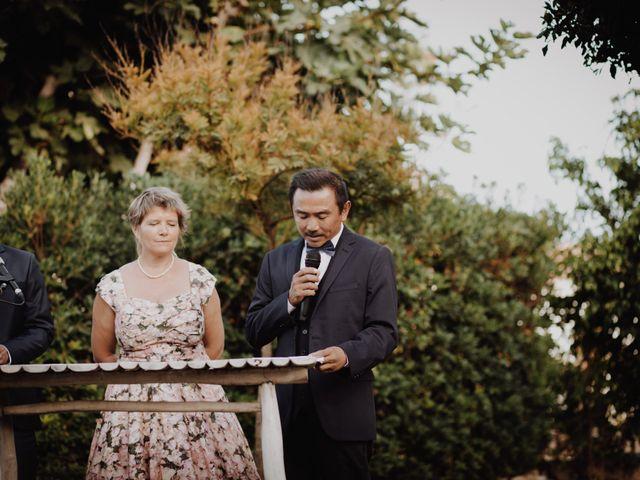 La boda de Visoth y Beatriz en Altea, Alicante 28