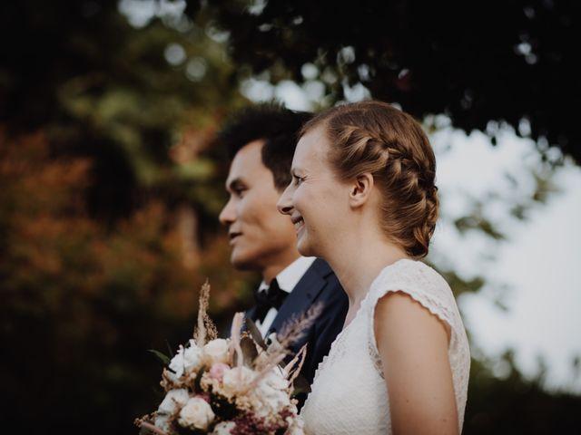 La boda de Visoth y Beatriz en Altea, Alicante 29