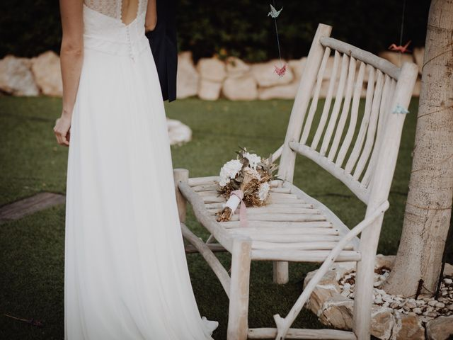 La boda de Visoth y Beatriz en Altea, Alicante 31