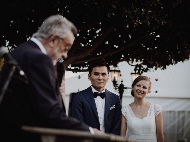 La boda de Visoth y Beatriz en Altea, Alicante 33