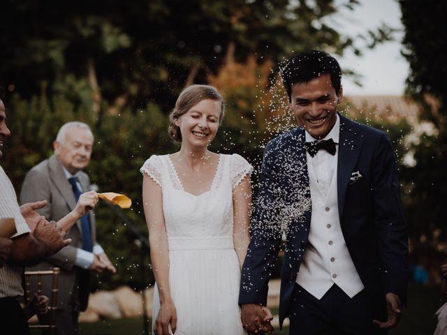 La boda de Visoth y Beatriz en Altea, Alicante 41