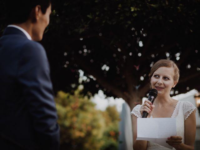 La boda de Visoth y Beatriz en Altea, Alicante 35