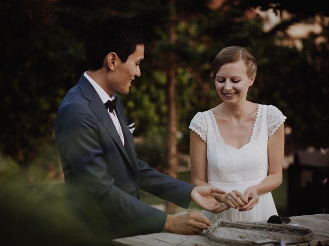 La boda de Visoth y Beatriz en Altea, Alicante 37