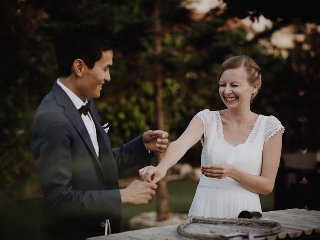La boda de Visoth y Beatriz en Altea, Alicante 38