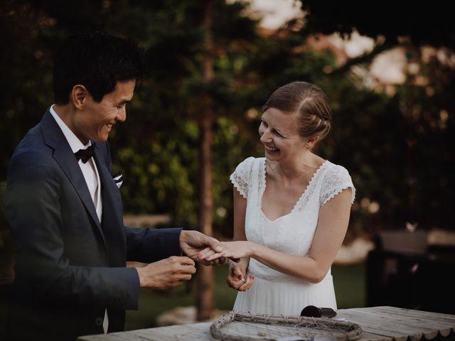 La boda de Visoth y Beatriz en Altea, Alicante 39
