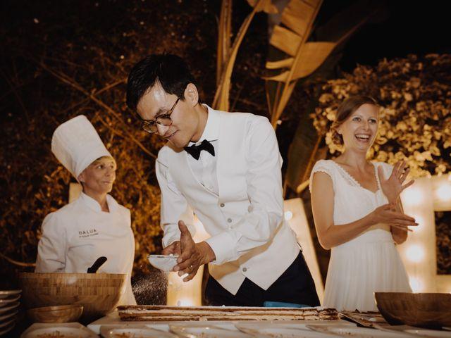 La boda de Visoth y Beatriz en Altea, Alicante 44