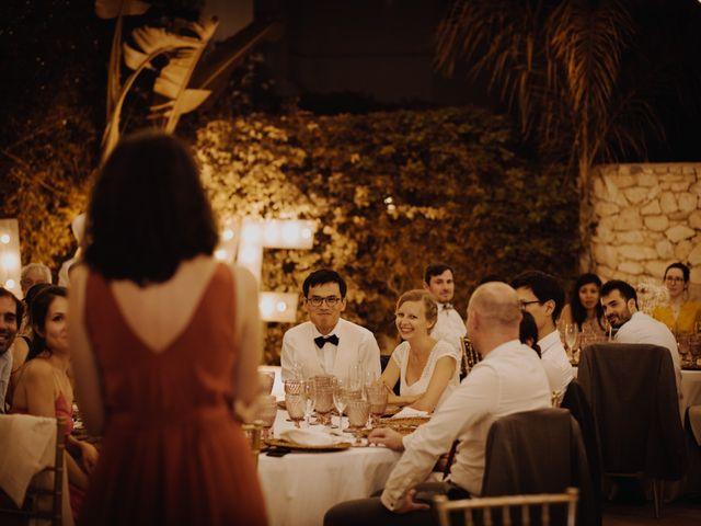 La boda de Visoth y Beatriz en Altea, Alicante 48