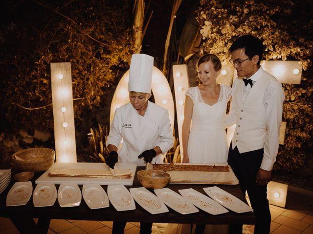 La boda de Visoth y Beatriz en Altea, Alicante 50