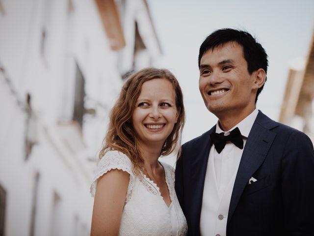 La boda de Visoth y Beatriz en Altea, Alicante 57