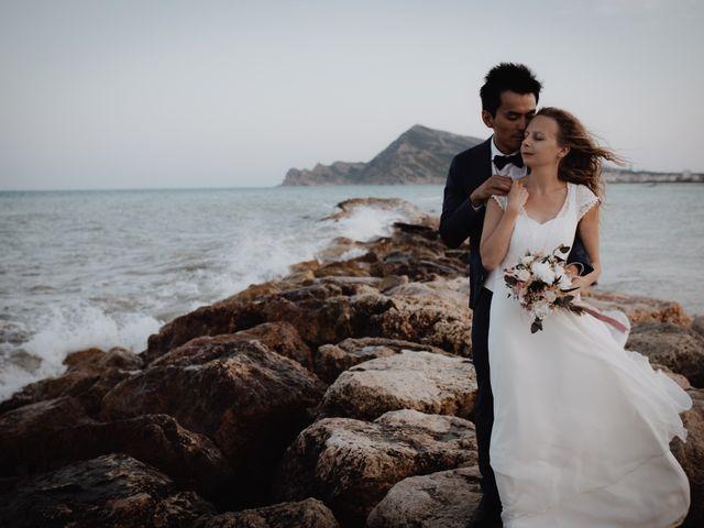 La boda de Visoth y Beatriz en Altea, Alicante 60