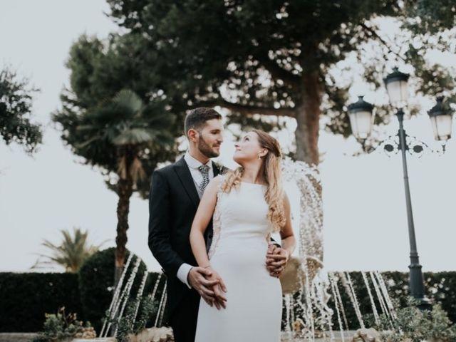 La boda de Cristina  y Jose  en Jaén, Jaén 18