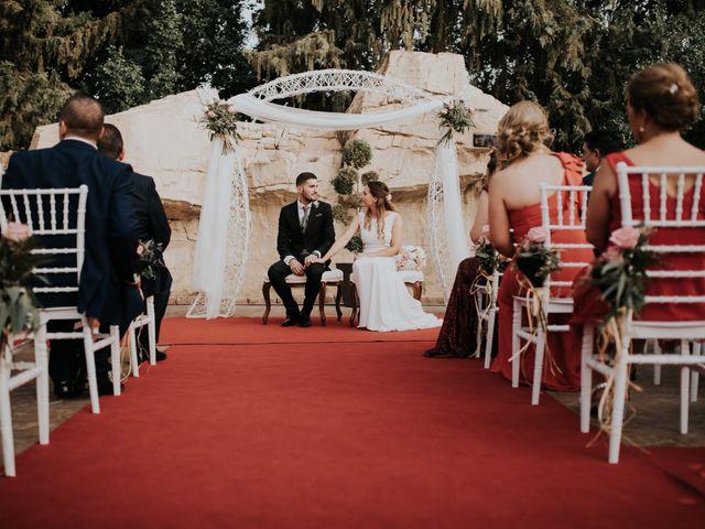 La boda de Cristina  y Jose  en Jaén, Jaén 30