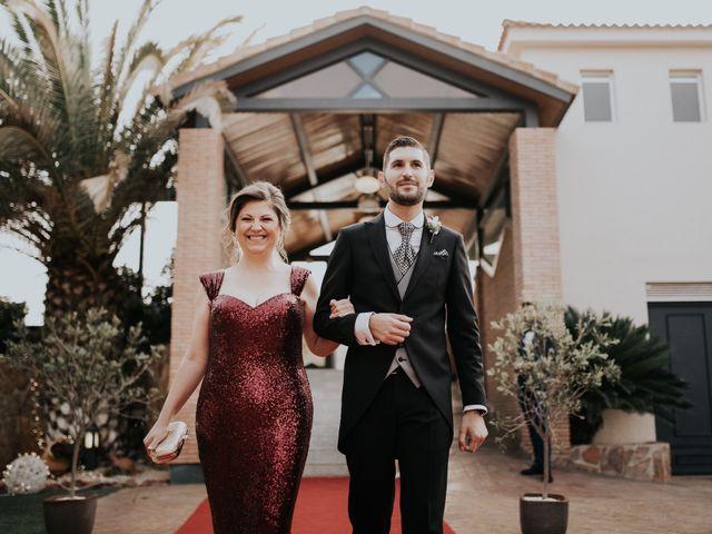 La boda de Cristina  y Jose  en Jaén, Jaén 32