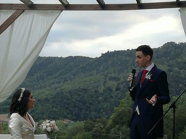 La boda de Aniol y Carlota en El Collell, Girona 1