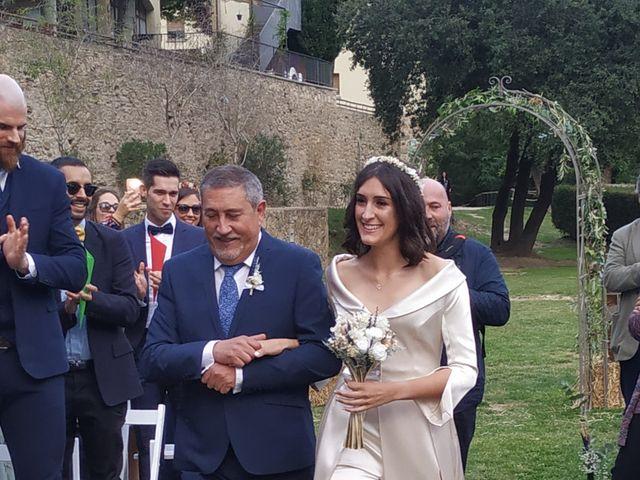 La boda de Aniol y Carlota en El Collell, Girona 2