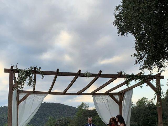 La boda de Aniol y Carlota en El Collell, Girona 4