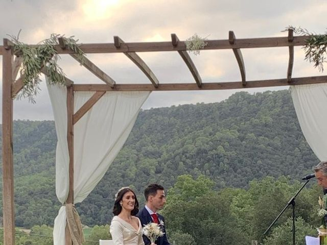 La boda de Aniol y Carlota en El Collell, Girona 6