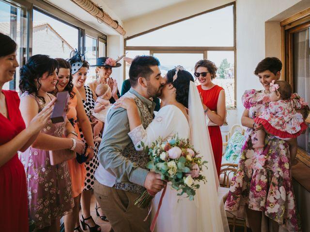 La boda de Albert y Fátima en Catí, Castellón 21