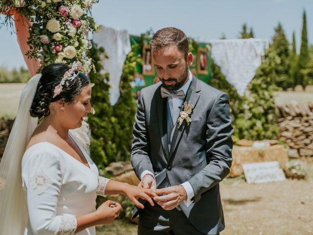 La boda de Albert y Fátima en Catí, Castellón 26