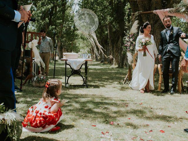 La boda de Albert y Fátima en Catí, Castellón 28