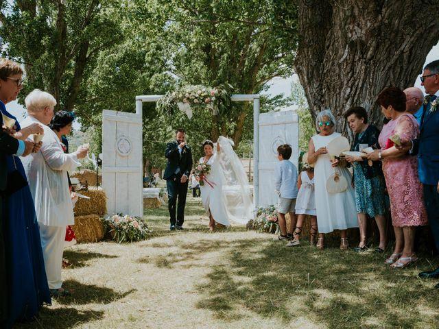 La boda de Albert y Fátima en Catí, Castellón 29