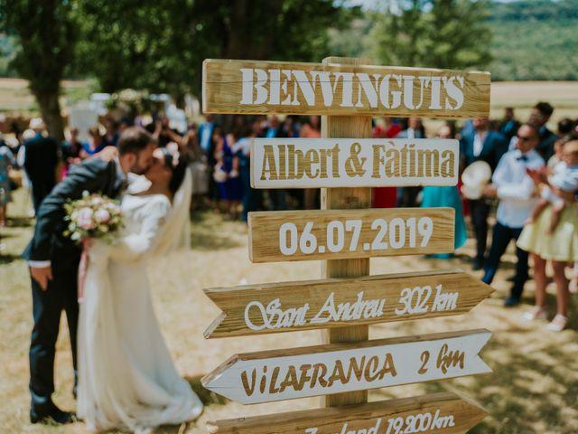 La boda de Albert y Fátima en Catí, Castellón 31