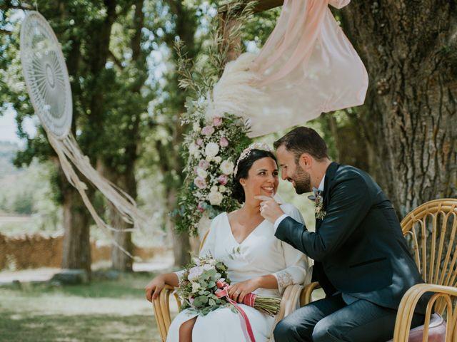 La boda de Albert y Fátima en Catí, Castellón 33
