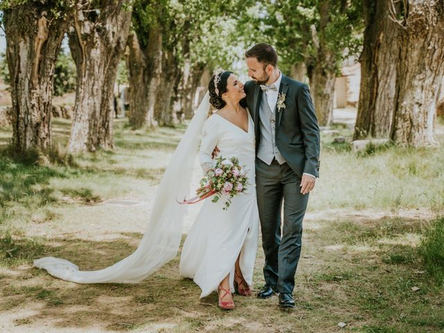 La boda de Fátima y Albert
