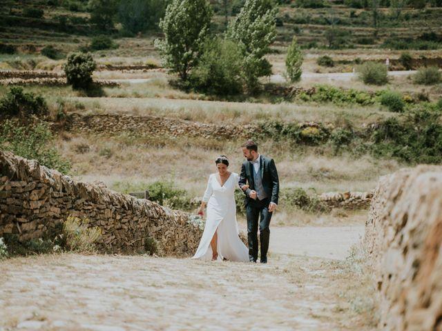 La boda de Albert y Fátima en Catí, Castellón 38