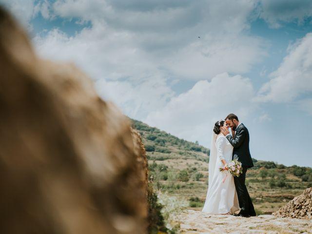La boda de Albert y Fátima en Catí, Castellón 42