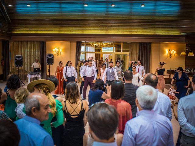 La boda de Albert y Fátima en Catí, Castellón 53