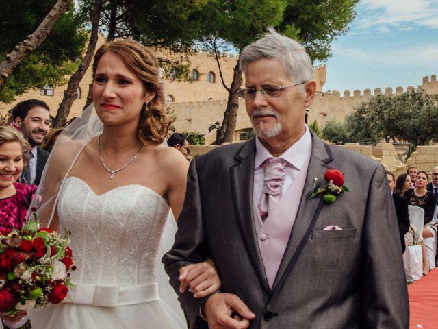 La boda de Imanol y Gema en Pedrola, Zaragoza 8