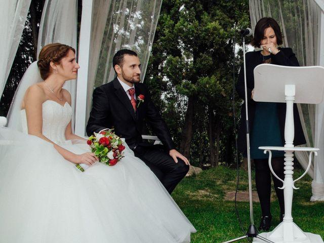 La boda de Imanol y Gema en Pedrola, Zaragoza 9