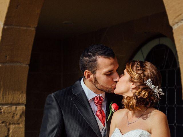 La boda de Imanol y Gema en Pedrola, Zaragoza 12