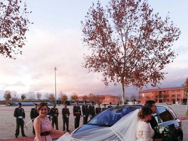 La boda de Saul y Eva en Paracuellos De Jarama, Madrid 5