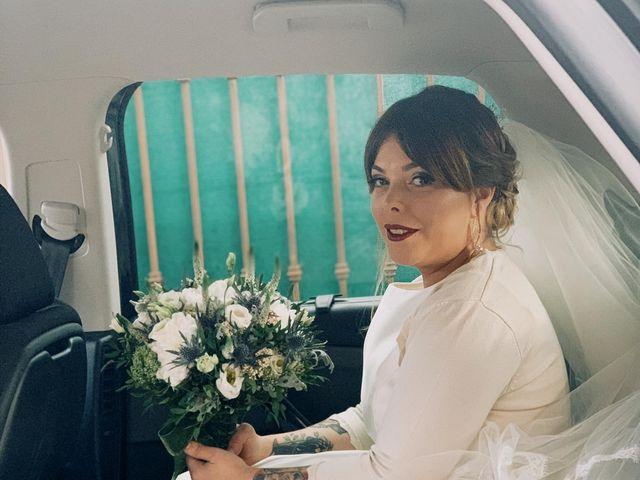 La boda de Saul y Eva en Paracuellos De Jarama, Madrid 8