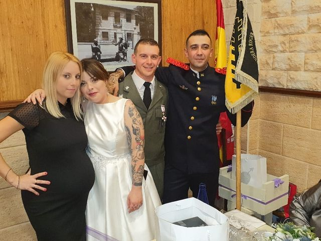 La boda de Saul y Eva en Paracuellos De Jarama, Madrid 12